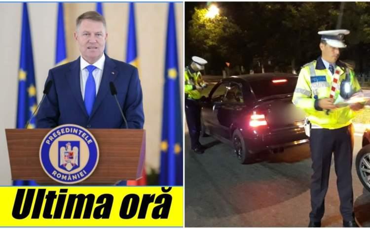 """Klaus Iohannis cere menţinerea RESTRICŢIILOR: """"Numai această combinație face posibilă revenirea la normalitate"""""""