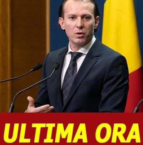 """Premierul Florin Cîțu, despre lockdown: """"Nu există niciun scenariu. Am promis că ținem România deschisă"""""""