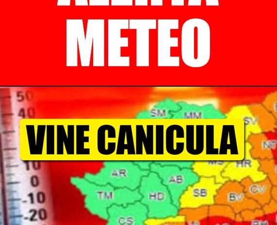 Prognoza meteo ANM pentru marți, 29 iunie 2021. O nouă zi caniculară în România. Ce temperaturi vor fi