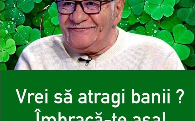 Mihai Voropchievici: Vrei să atragi banii? Îmbracă-te așa!