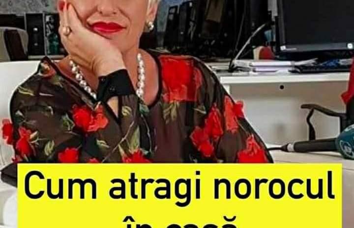 """Lidia Fecioru: Cum atragi norocul în casă – """"Se iau trei foi de dafin…"""""""