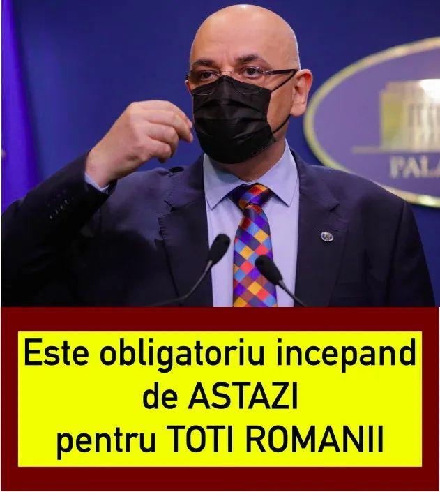 MARE ATENȚIE! SE APLICĂ CHIAR DE AZI! TOȚI ROMÂNI TREBUIE SĂ ȘTIE ASTA