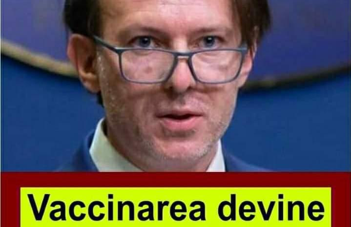 Florin Cîțu, premierul interimar, anunță noi restricții! Accesul în magazine s-ar putea face doar pe baza certificatului verde