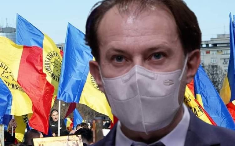 Florin Cîţu, atac la USR PLUS, PSD şi AUR: S-a creat o coaliţie a iresponsabililor, în care anti-vacciniştii stau la masă cu vacciniştii, pro-europenii cu anti-europenii, doar pentru a da jos un guvern al liberalilor