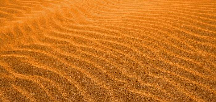 Desert Sahara nisip portocaliu