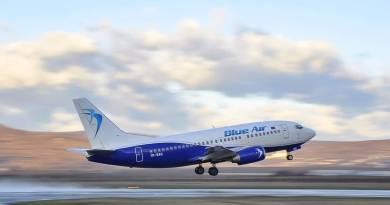 Blue Air anunță reluarea zborurilor regulate la începutul lunii iulie 2020