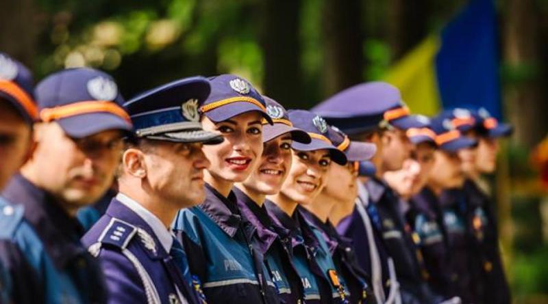 elevi politisti
