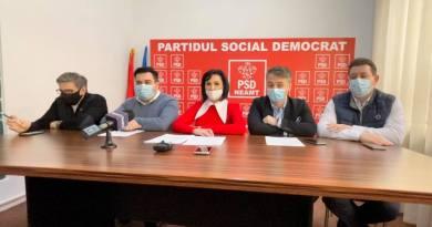 Conferință de presă PSD Piatra Neamț, 13.01.2021 (video)