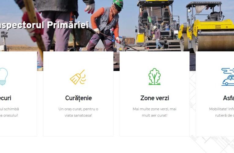 Primăria Brașov a lansat un site special pentru monitorizarea activităților de gospodărire a orașului și pentru sesizarea neregulilor