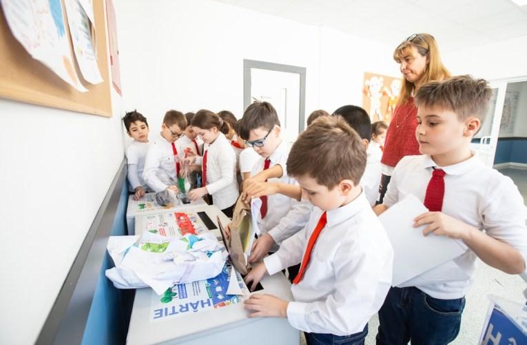 Asociația Viitor Plus lansează proiectul educational de mediu VERDE GO