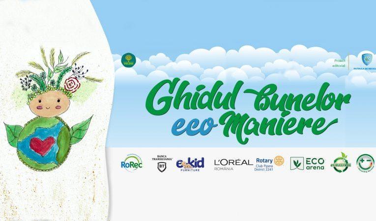 Patrula de Reciclare lansează Ghidul Bunelor Eco-Maniere