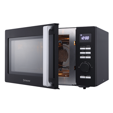 30l microwave oven with air fry
