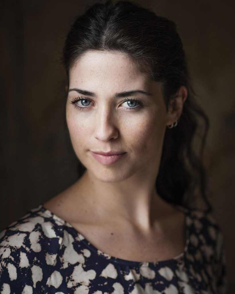 Female actors - Charlotte
