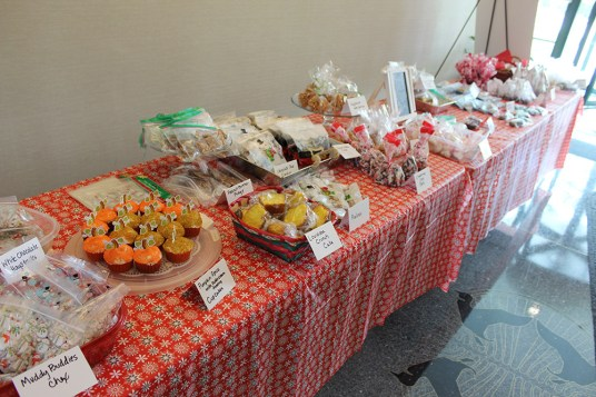 Northpark Christmas Bazaar, Bake Sale and Raffle