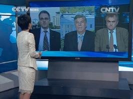 Panel speak about Ukraine to China.