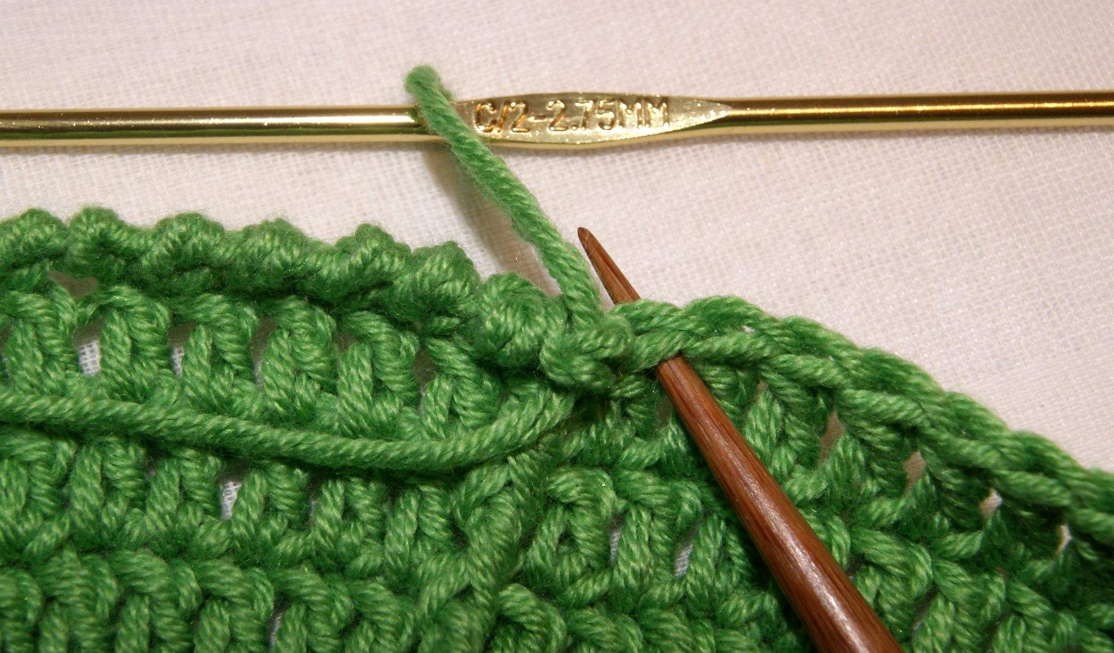 Crab Stitch Or Reverse Single Crochet Rsc Stitch4ever