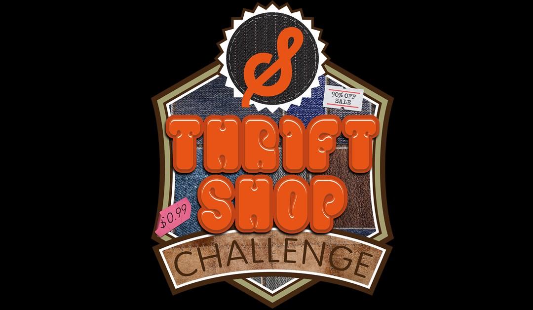 Thrift Shop Challenge, Episode 1