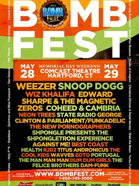 B.O.M.B. fest lineup and tickets