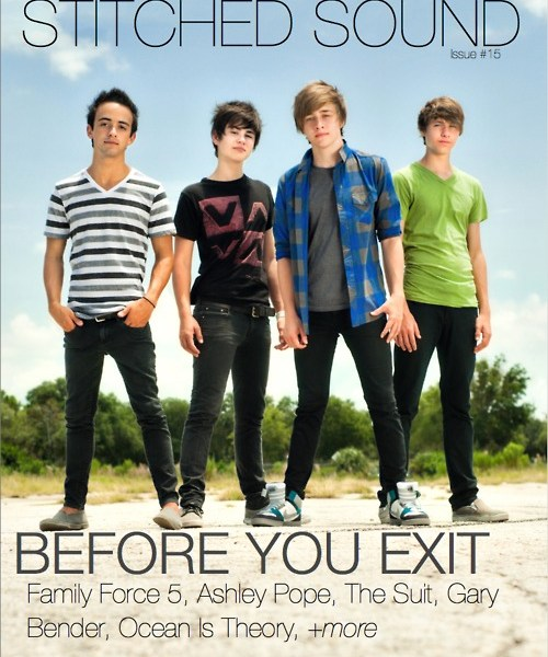 Issue #15: Before You Exit