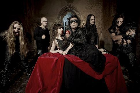 Cradle Of Filth headlining tour