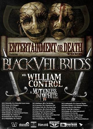 Entertainment or death tour