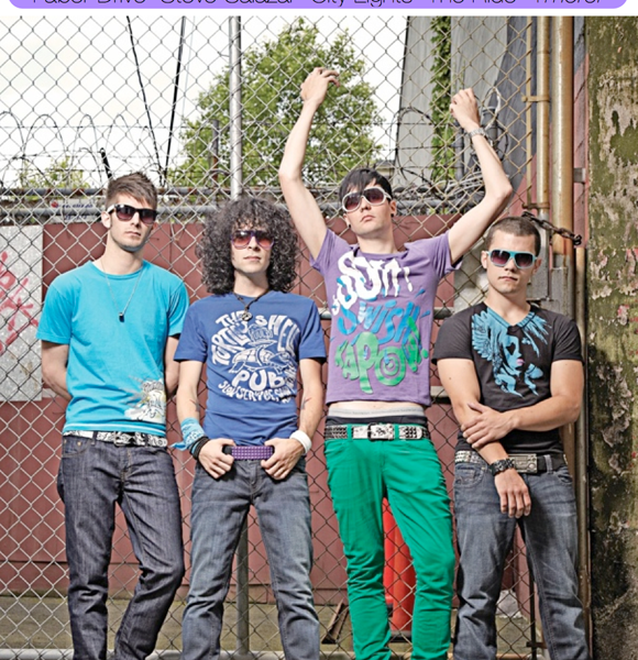 Issue #4: Faber Drive
