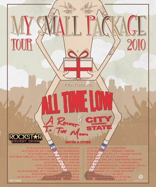 My Small Package tour