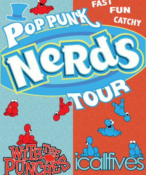 The Pop-punk Nerds tour