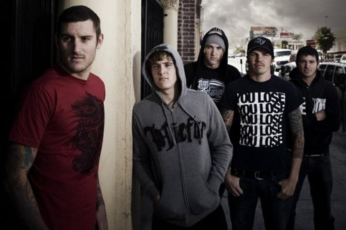 PARKWAY DRIVE HEADLINING TOUR