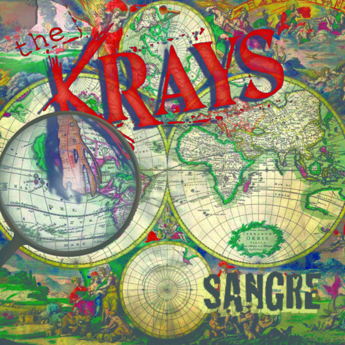 'SANGRE' RELEASED BY THE KRAYS