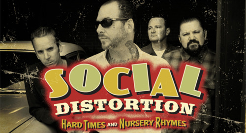 LISTEN TO SOCIAL DISTORTIONS NEW ALBUM