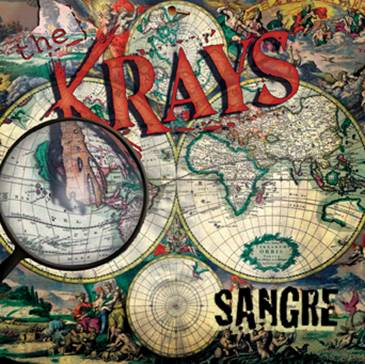 THE KRAYS TEASER VIDEO FOR THEIR UPCOMING ALBUM