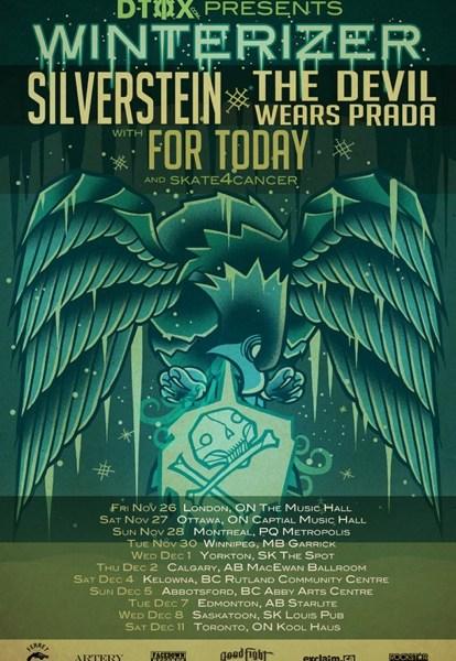 The Winterizer Tour