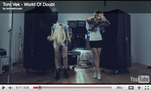 'WORLD OF DOUBT' MUSIC VIDEO