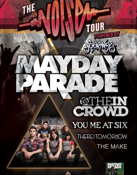 Mayday Parade Announced Tour Dates