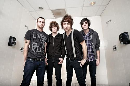 All Time Low fall tour