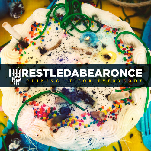 Album Review: iwresteledabearonce 'Ruining It For Everyone'