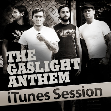 The Gaslight Anthem to release new iTunes Session