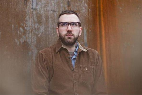 City and Colour session at Littlefield