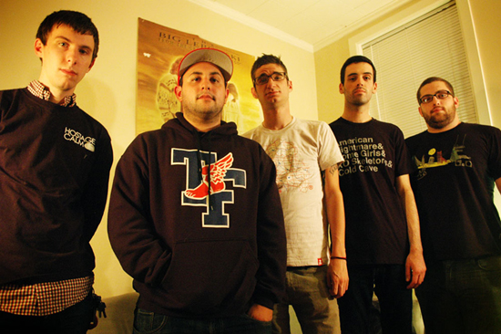 Man Overboard december headlining tour dates