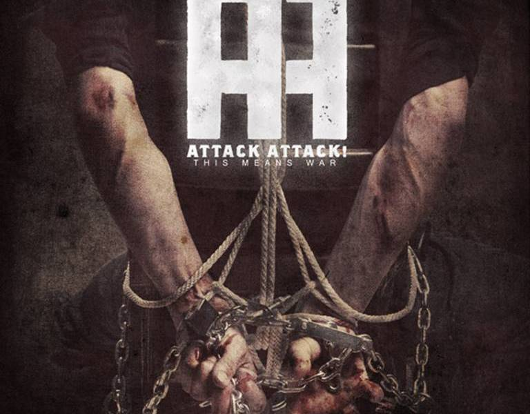 Attack Attack! new album release & tour dates