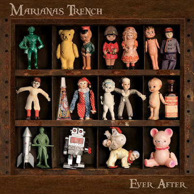New Marianas Trench album on November 21st