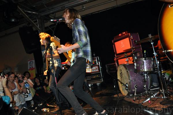 Rock Yourself to Sleep Tour – Houston, TX