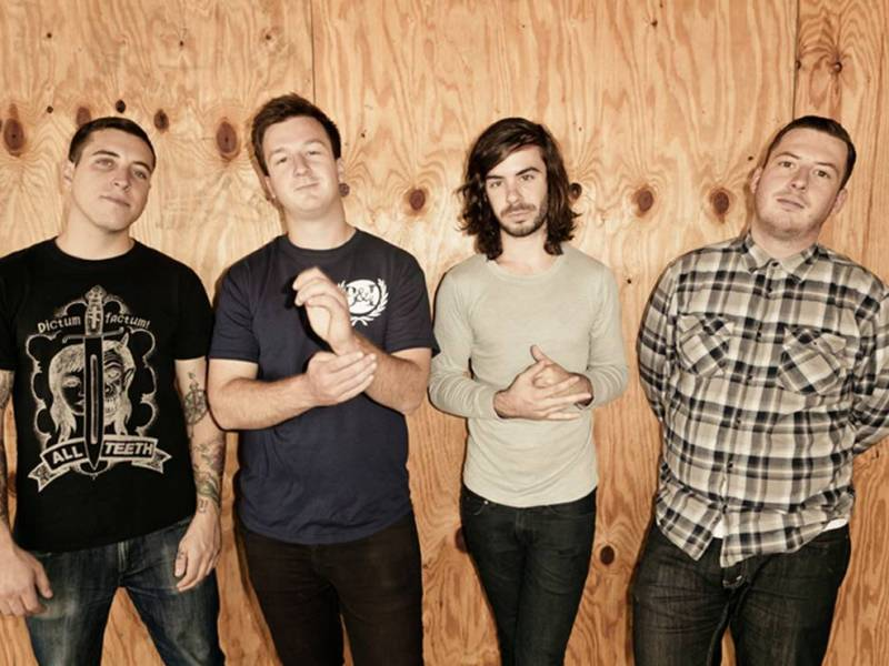 Make Do And Mend to release new album in summer of 2012