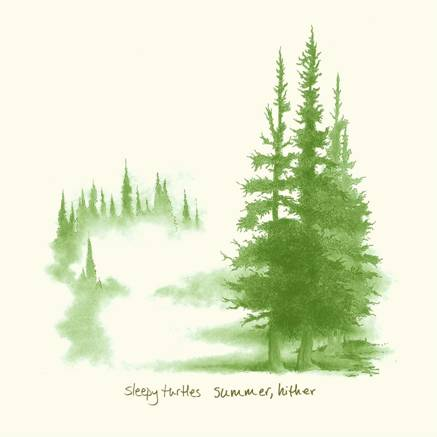Sleepy Turthes unveil cover art and tracklisting