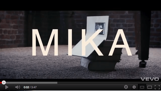 "Mika release new music video for ""Celebrate"""