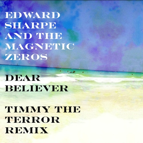 Edward Sharpe & The Magnetic Zeros post new remix with free download