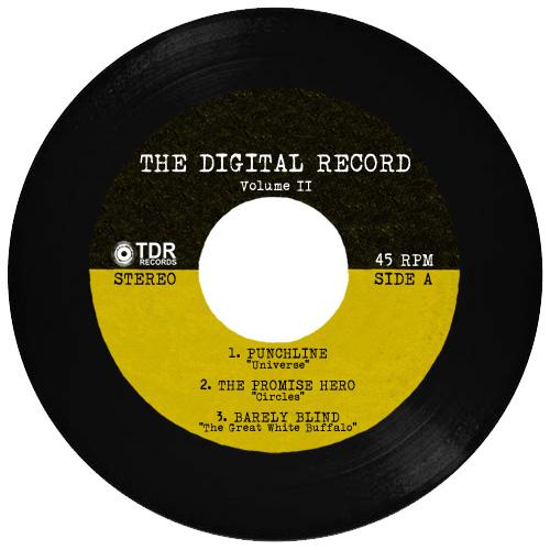 TDR Records free sampler