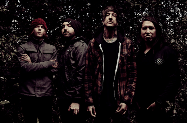 New tour video from Of Mice & Men