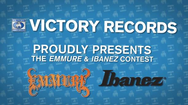Win an autographed Emmure Ibanez guitar